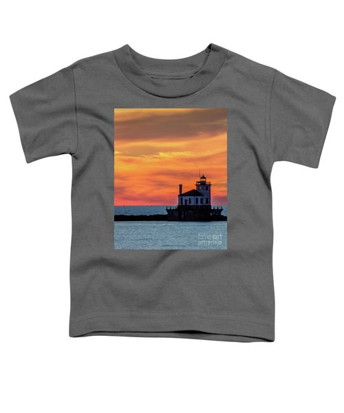 Lighthouse Silhouette Toddler T-Shirt