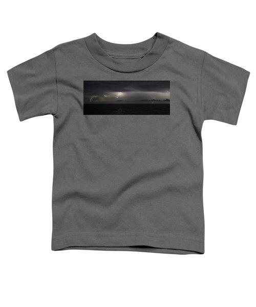 Lightning At Sea II Toddler T-Shirt