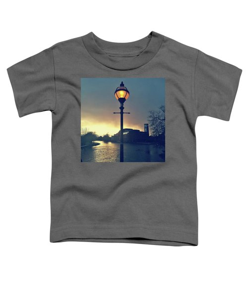 Let There Be Light. Toddler T-Shirt