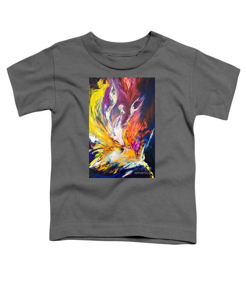 Like Fire In The Wind Toddler T-Shirt