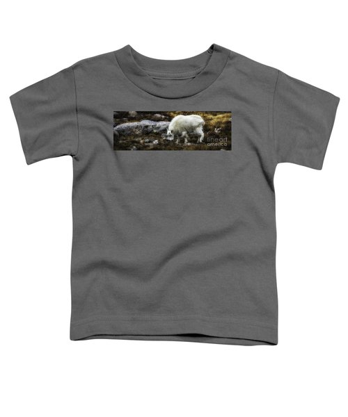 Lil' Kid Goat  Toddler T-Shirt