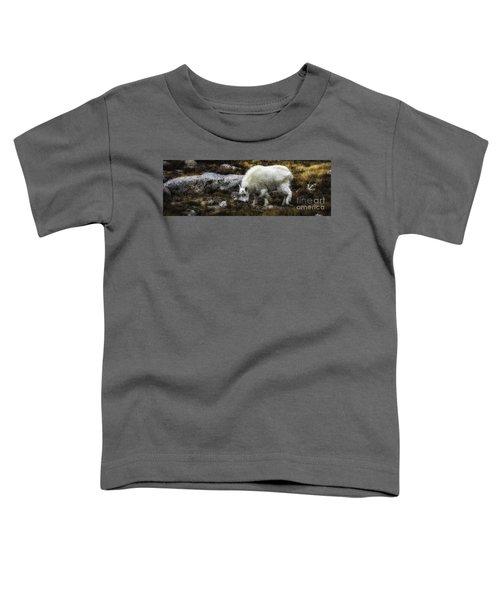 Lil' Kid Goat  Toddler T-Shirt