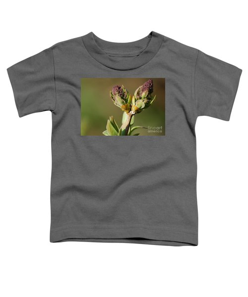 Lilac Bud Toddler T-Shirt
