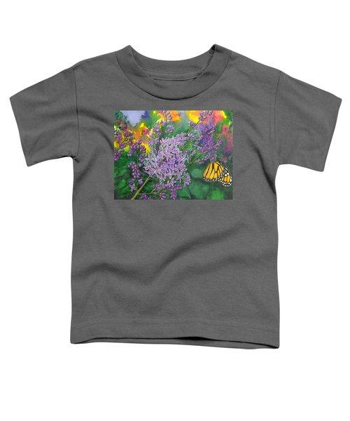 Lilac Toddler T-Shirt
