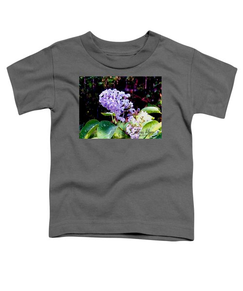 Lilacs Toddler T-Shirt