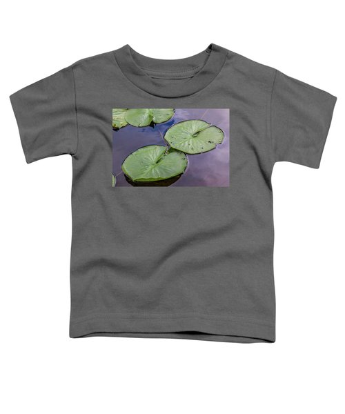 Lily Pad Reflections Toddler T-Shirt