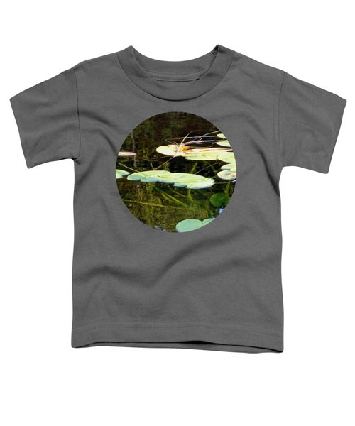 Lily Pads On The Lake Toddler T-Shirt