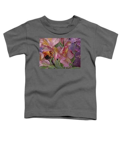 Lily Profusion 7 Toddler T-Shirt