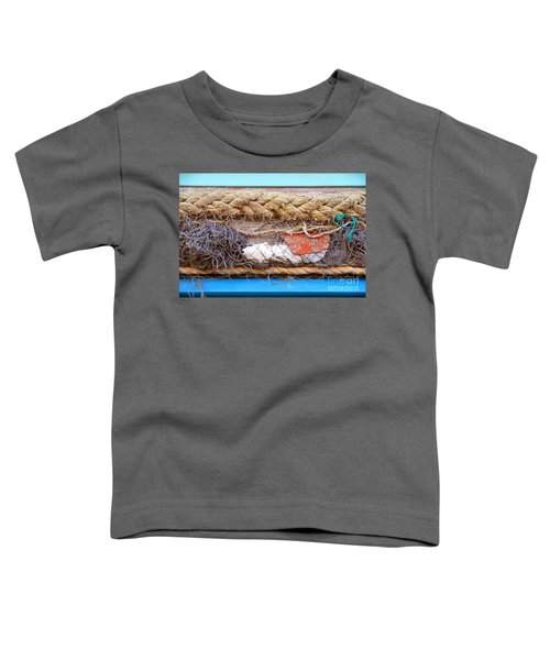 Line Of Debris Toddler T-Shirt