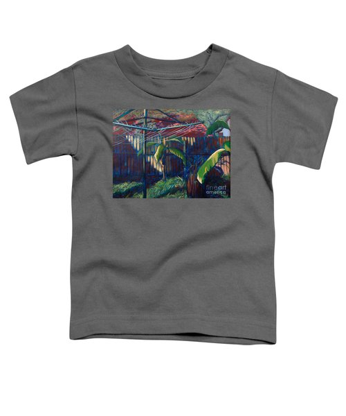 Lines And Light Toddler T-Shirt