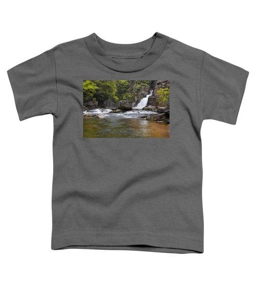 Linville Falls Basin Toddler T-Shirt