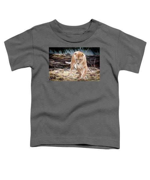 Lion Eyes Toddler T-Shirt