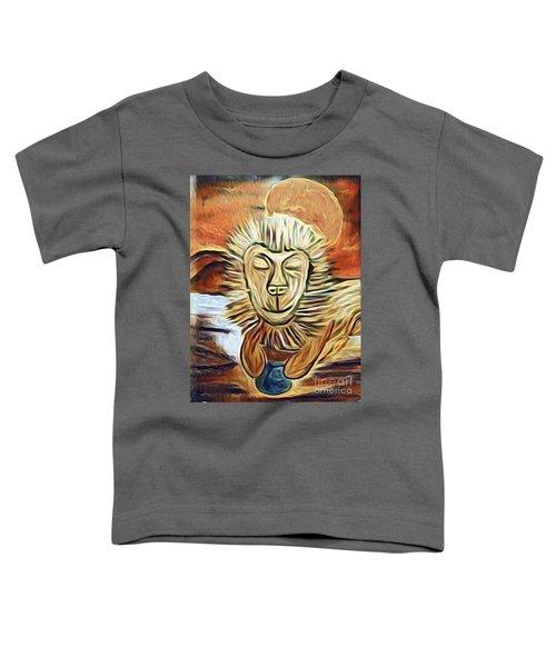 Lion Of Judah II Toddler T-Shirt