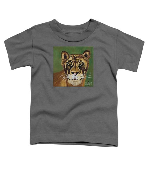 Lioness Toddler T-Shirt