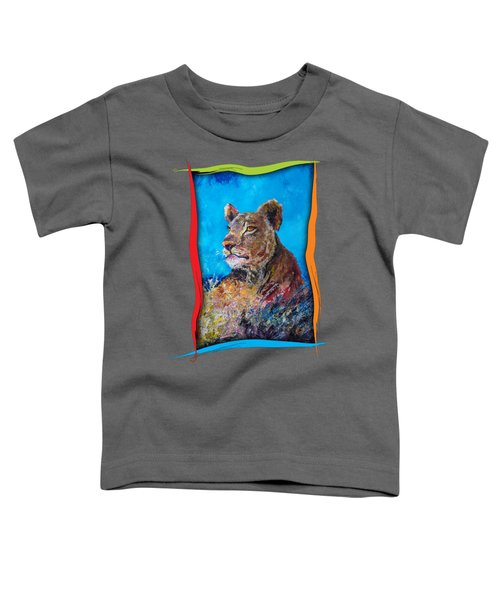 Lioness Pride Toddler T-Shirt