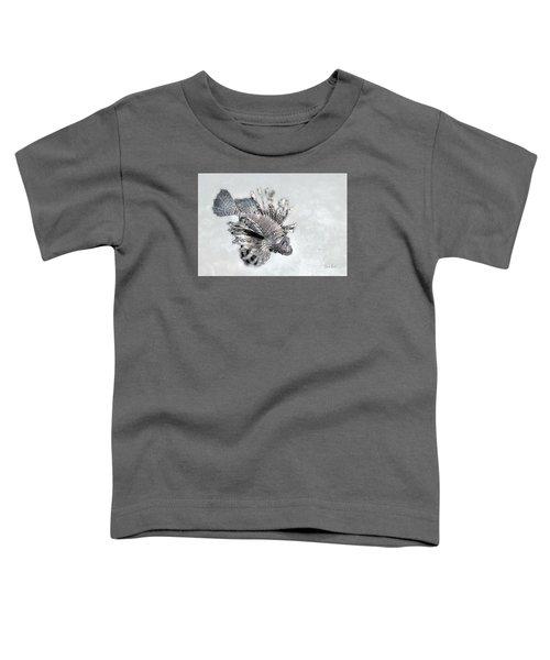 Lionfish Toddler T-Shirt