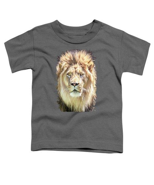 Lions Mane Toddler T-Shirt