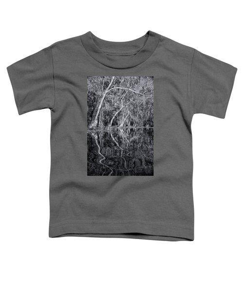 Liquid Silver Toddler T-Shirt