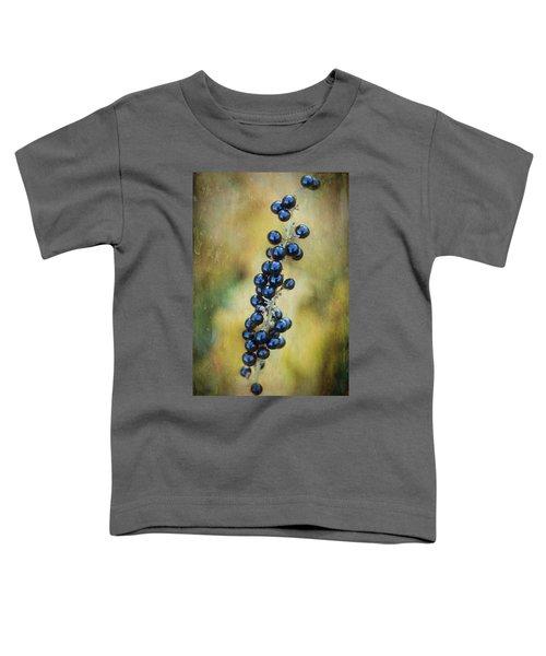 Liriope Stalk Toddler T-Shirt