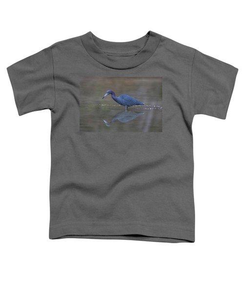 Little Blue Bubbles Toddler T-Shirt