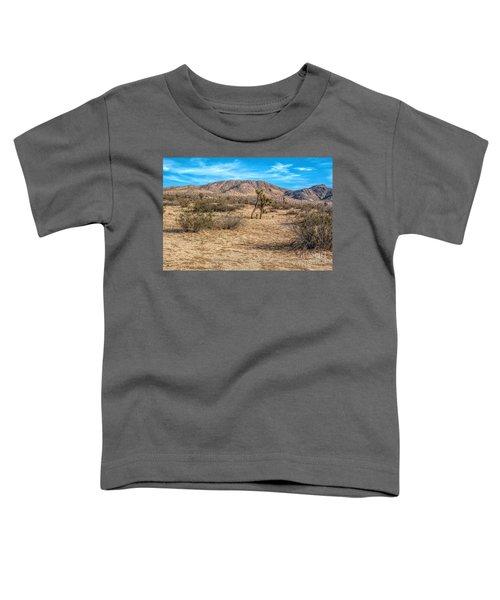 Little Butte Toddler T-Shirt