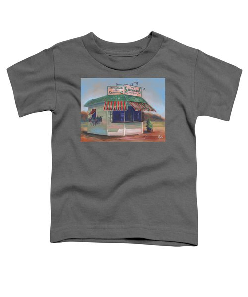 Little Drive-in On South Hawkins Ave Toddler T-Shirt