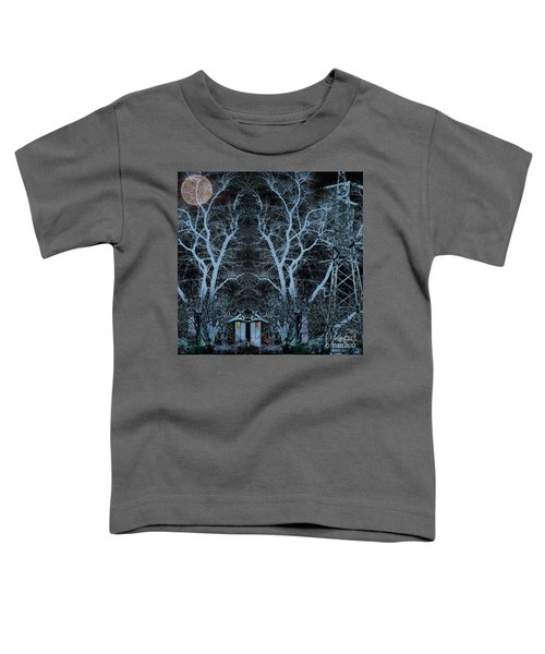 Little House In The Woods Toddler T-Shirt