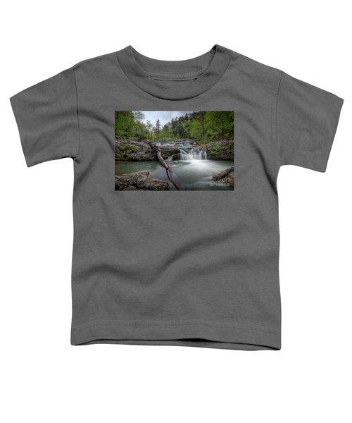 Little Missouri Falls 3 Toddler T-Shirt