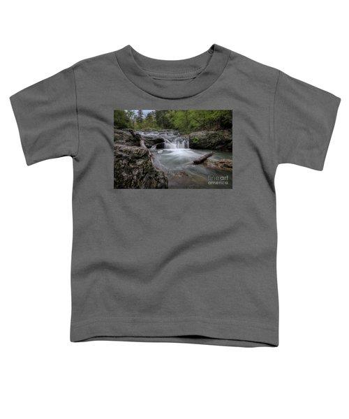 Little Missouri Falls Toddler T-Shirt