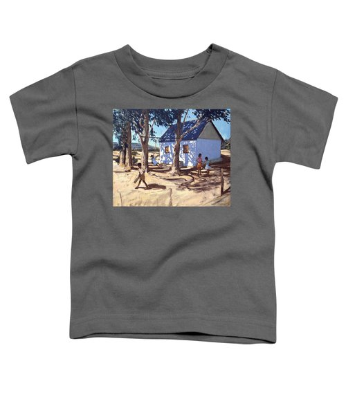 Little White House Karoo South Africa Toddler T-Shirt by Andrew Macara