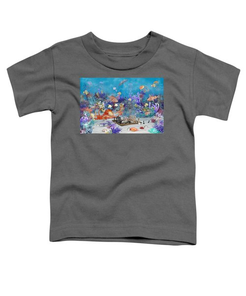 Live Love Laugh Toddler T-Shirt