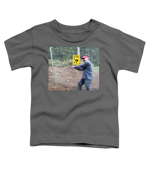 Live Wire Toddler T-Shirt