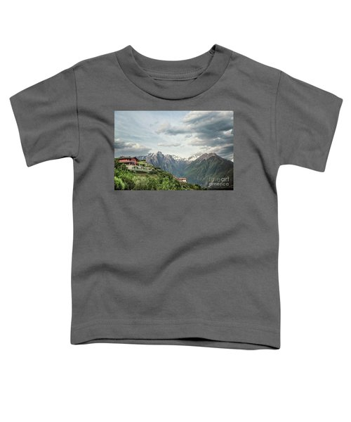 Living It Up On Top Toddler T-Shirt