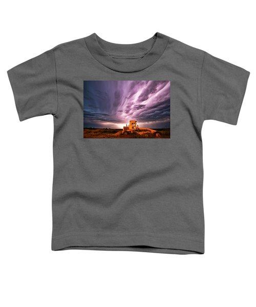 Living Sky In Nebraska Toddler T-Shirt