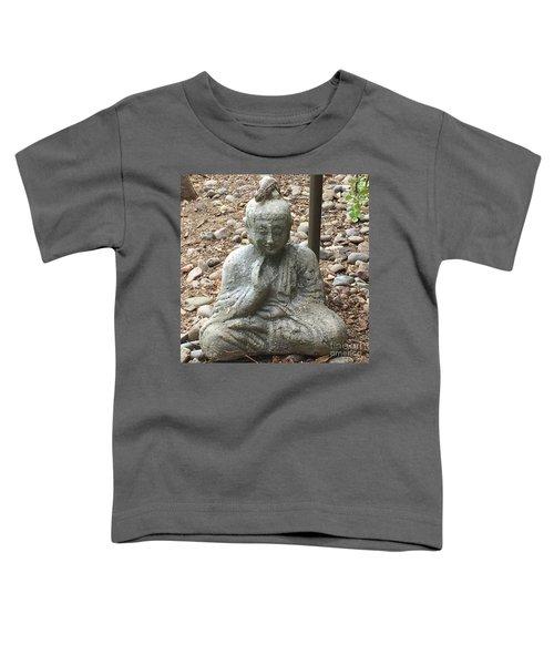 Lizard Zen Toddler T-Shirt
