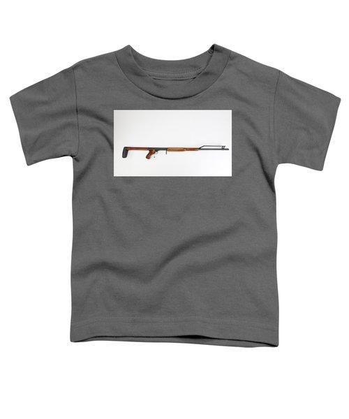 Ljutic Space Rifle Toddler T-Shirt