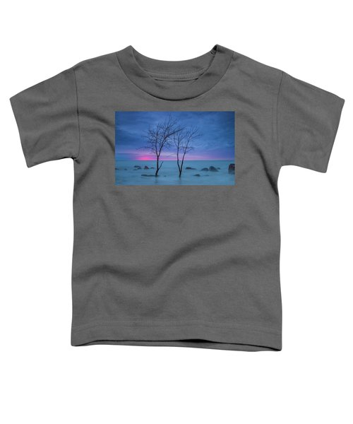 Lm Trees Toddler T-Shirt