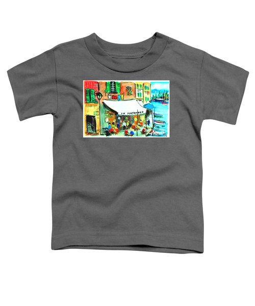 Lo Scafandro Toddler T-Shirt