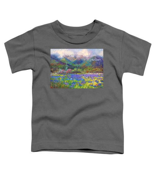 Local Color Toddler T-Shirt