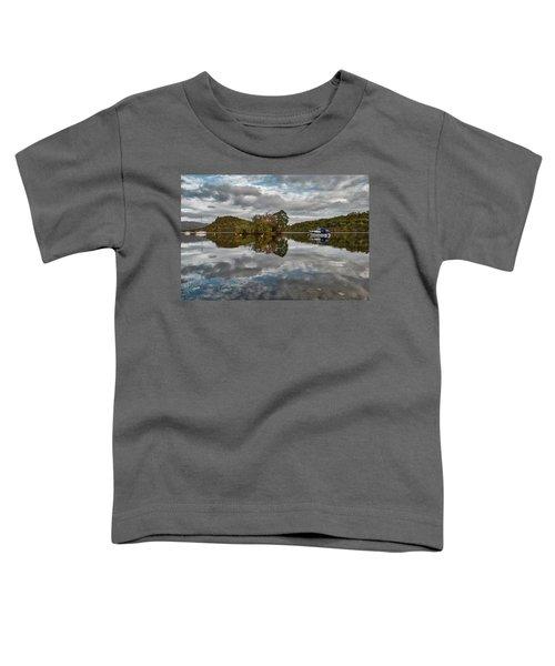 Loch Lomond At Aldochlay Toddler T-Shirt by Jeremy Lavender Photography