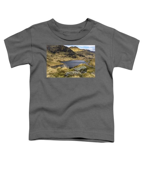 Loch Restil From Rest And Be Thankful Toddler T-Shirt