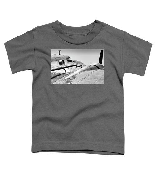 Lockheed Electra 12 Toddler T-Shirt