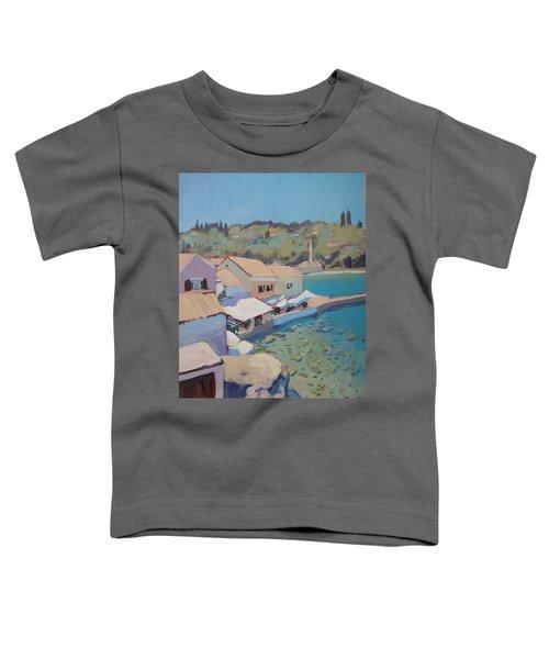 Loggos Pier View Toddler T-Shirt