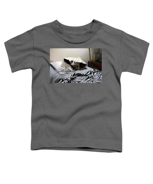 Lois's Favorite Cat Picture In The Whole Wide World Toddler T-Shirt