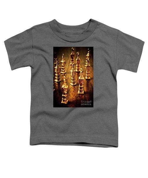 London Gold Toddler T-Shirt