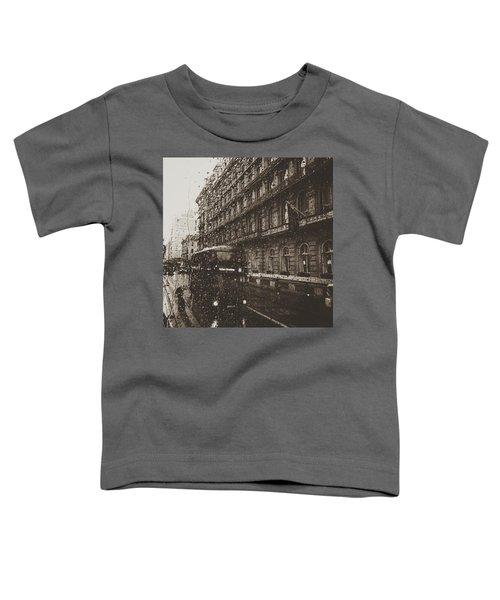 London Rain Toddler T-Shirt