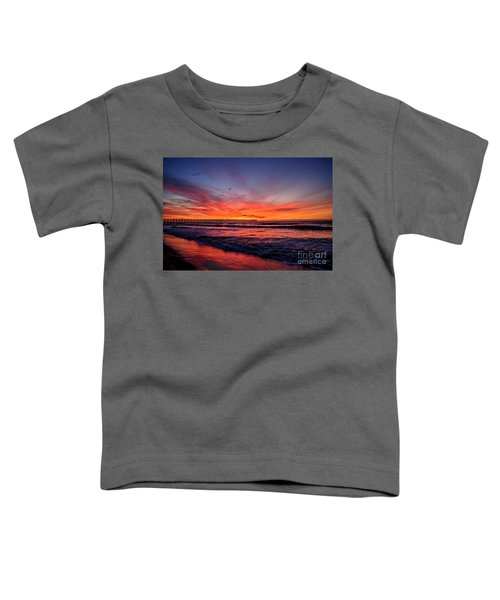 Lone Gull Toddler T-Shirt