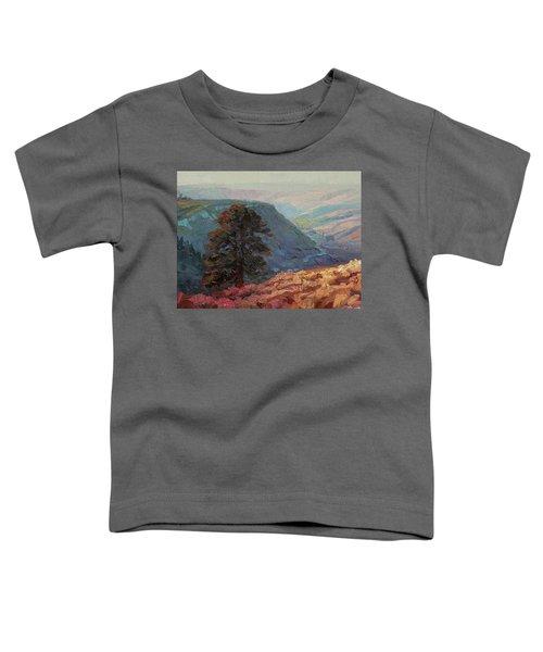 Lone Pine Toddler T-Shirt