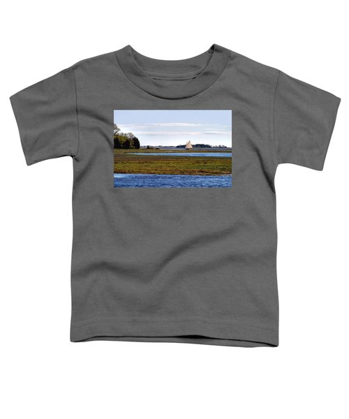 Lone Sail Toddler T-Shirt