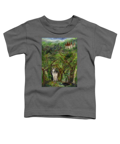 Lone Wolf Toddler T-Shirt